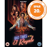 Produktbilde for Bad Times At The El Royale (UK-import) (BLU-RAY)