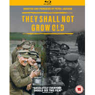 They Shall Not Grow Old (UK-import) (BLU-RAY)