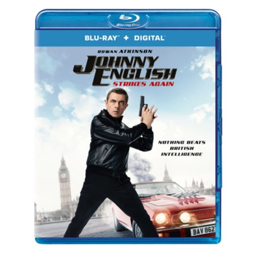 Johnny English Strikes Again (UK-import) (BLU-RAY)