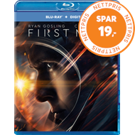 Produktbilde for First Man (UK-import) (BLU-RAY)