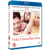Produktbilde for Vicky Cristina Barcelona (UK-import) (BLU-RAY)