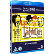 Produktbilde for The Ladykillers (UK-import) (BLU-RAY)