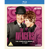 The Avengers: The Complete Series 6 (UK-import) (BLU-RAY)