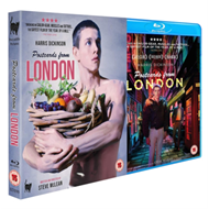 Postcards From London (UK-import) (BLU-RAY)