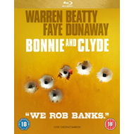 Bonnie And Clyde (UK-import) (BLU-RAY)