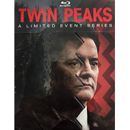 Twin Peaks: A Limited Event Series (2017) (Re-Work) (BLU-RAY)