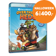 Produktbilde for Over Hekken (BLU-RAY)