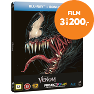 Produktbilde for Venom - Limited Steelbook Edition (DK-import) (BLU-RAY)