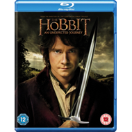 Produktbilde for The Hobbit: An Unexpected Journey (UK-import) (BLU-RAY)
