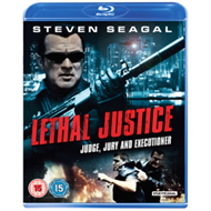 Lethal Justice (UK-import) (BLU-RAY)