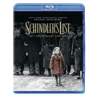 Schindler's List - 25th Anniversary Edition (UK-import) (BLU-RAY)