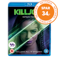 Produktbilde for Killjoys - Sesong 4 (UK-import) (BLU-RAY)