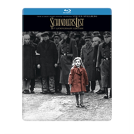 Schindler's List - 25th Anniversary Steelbook Edition (UK-import) (BLU-RAY)