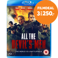 Produktbilde for All The Devil's Men (UK-import) (BLU-RAY)