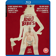 Produktbilde for Attack Of The Adult Babies (UK-import) (BLU-RAY)