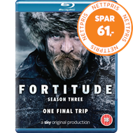 Produktbilde for Fortitude - Sesong 3 (UK-import) (BLU-RAY)