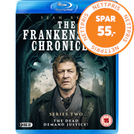 Produktbilde for The Frankenstein Chronicles: Series 2 (UK-import) (BLU-RAY)