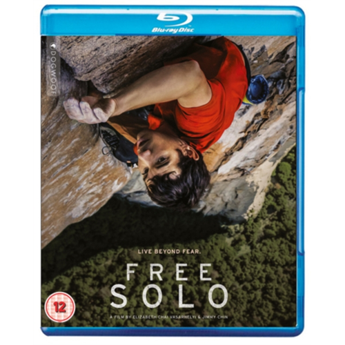 Free Solo (UK-import) (BLU-RAY)