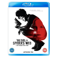 The Girl In The Spider's Web (UK-import) (BLU-RAY)