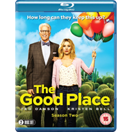 The Good Place - Sesong 2 (UK-import) (BLU-RAY)