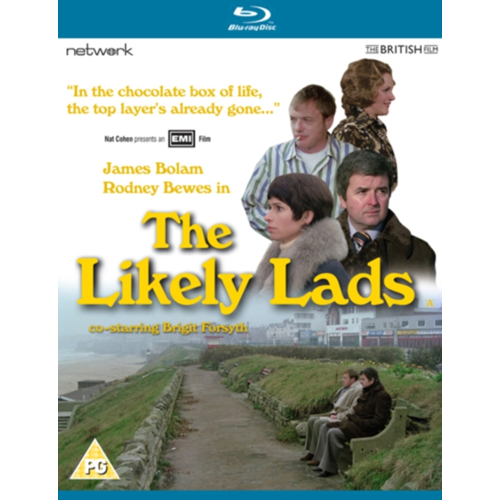 Likely Lads (UK-import) (BLU-RAY)
