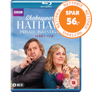 Produktbilde for Shakespeare & Hathaway: Private Investigators - Sesong 1 (UK-import) (BLU-RAY)