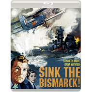 Produktbilde for Sink The Bismarck! (UK-import) (BLU-RAY)