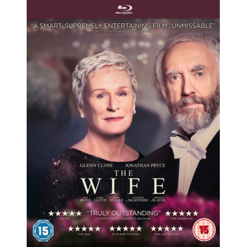 The Wife (UK-import) (BLU-RAY)