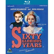 Produktbilde for Sixty Glorious Years (UK-import) (BLU-RAY)