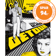 Produktbilde for Detour - The Criterion Collection (UK-import) (BLU-RAY)