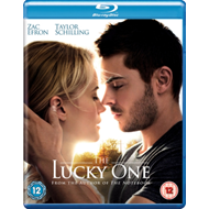 Produktbilde for The Lucky One (UK-import) (BLU-RAY)
