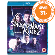 Produktbilde for Slaughterhouse Rulez (UK-import) (BLU-RAY)