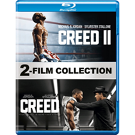 Produktbilde for Creed: 2 Film Collection (UK-import) (BLU-RAY)
