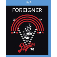 Foreigner - Live At The Rainbow ' 78 (BLU-RAY)