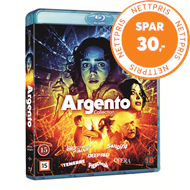 Argento Collection (BLU-RAY)