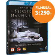 Produktbilde for The Possession Of Hannah Grace (BLU-RAY)