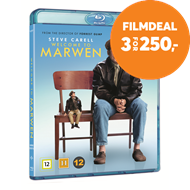 Produktbilde for Welcome To Marwen (BLU-RAY)