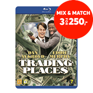 Produktbilde for Trading Places (1983) / Rollebyttet (BLU-RAY)