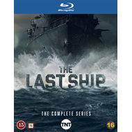 The Last Ship - Sesong 1 - 5 (BLU-RAY)