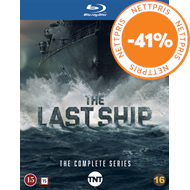 Produktbilde for The Last Ship - Sesong 1-5: Complete Series (BLU-RAY)