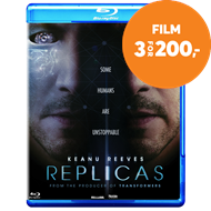 Produktbilde for Replicas (BLU-RAY)