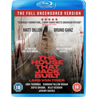 The House That Jack Built (UK-import) (BLU-RAY)