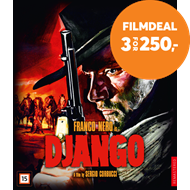 Produktbilde for Django (BLU-RAY)