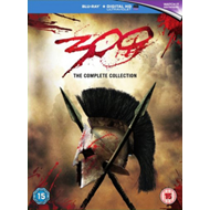 Produktbilde for 300/300: Rise Of An Empire (UK-import) (BLU-RAY)