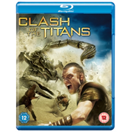 Produktbilde for Clash Of The Titans (UK-import) (BLU-RAY)