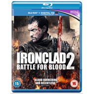 Produktbilde for Ironclad 2 - Battle For Blood (UK-import) (BLU-RAY)