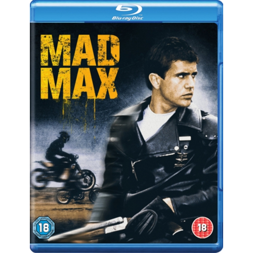 Mad Max (UK-import) (BLU-RAY)