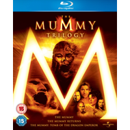 Produktbilde for The Mummy: Trilogy (UK-import) (BLU-RAY)