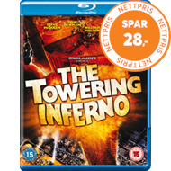 Produktbilde for The Towering Inferno (UK-import) (BLU-RAY)