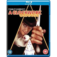 A Clockwork Orange (UK-import) (BLU-RAY)